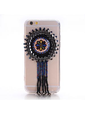 Coque Dream Catcher perles bleus pour Apple iPhone 6 Plus