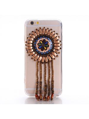 Coque Dream Catcher perles cuivrées pour Apple iPhone 6 / 6S