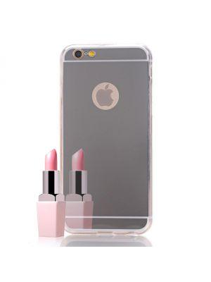 Coque miroir gris pour Apple iPhone 6 Plus / 6S Plus