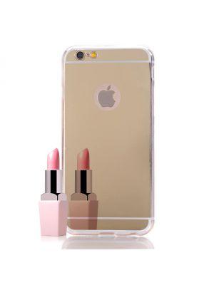 Coque miroir doré pour Apple iPhone 6 / 6S
