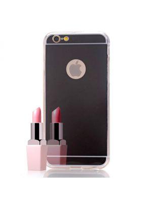 Coque miroir gris foncé pour Apple iPhone 6 Plus / 6S Plus