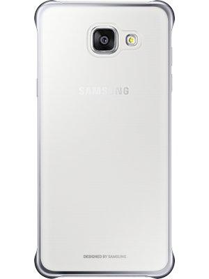 Samsung Coque Transparent Premium Argent Samsung Galaxy A5 2016