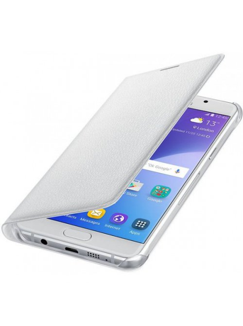 Coque Samsung Galaxy a5 2016 Kenzo Blanc