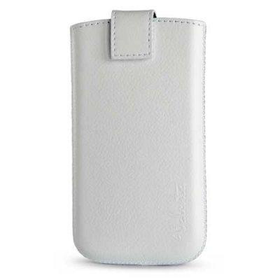 Etui Valenta Pocket Porto 15 blanc