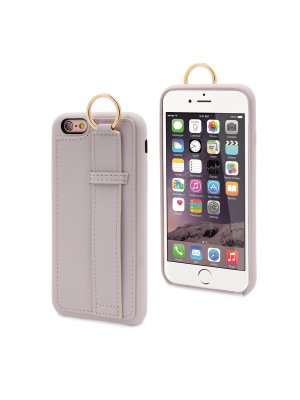 Muvit Life Coque Ring Beige Apple Iphone 6/6s