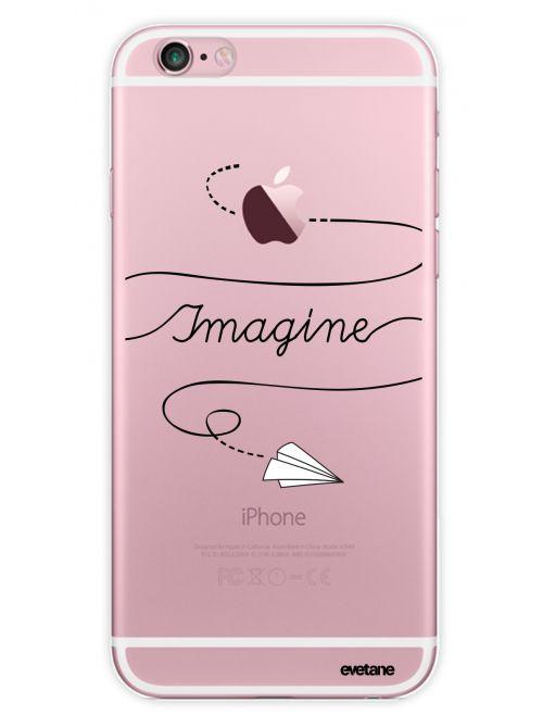 Coque transparente Imagine pour iPhone 6 PLUS/ 6S PLUS