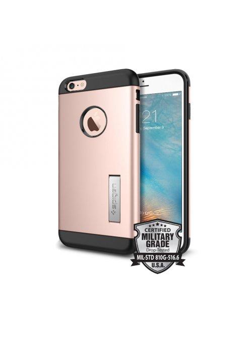 spigen coque spigen slim armor iphone 6 6s plus go for iphone 6 plus 6s plus rose gold col