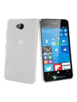 Muvit Coque Crystal Case Pour Microsoft Lumia 650