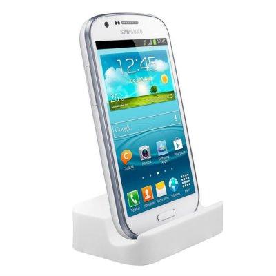 Station de chargement Micro USB pour Samsung & Wiko