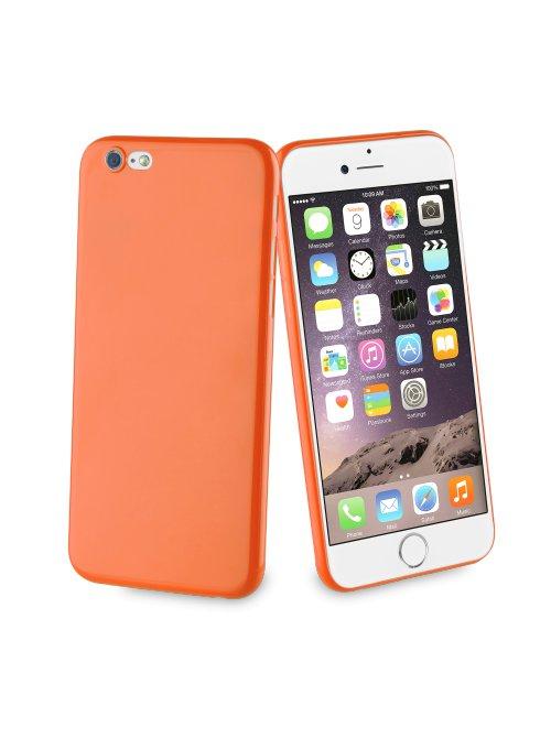 muvit life fever orange ultra thin case apple iphone 6 6s