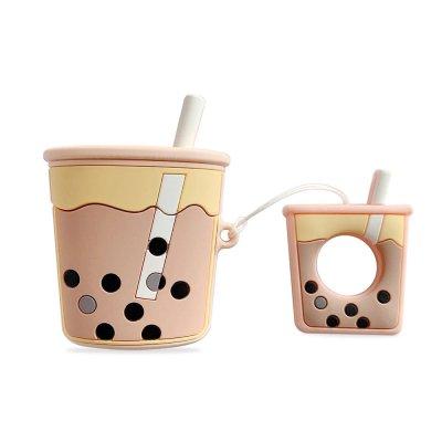 Etui Airpods milkshake rose (vendu sans écouteur)