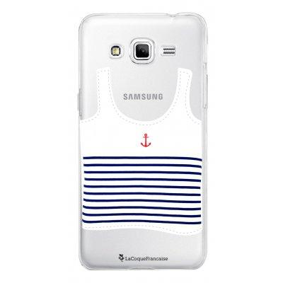 Coque transparente Le Français pour Samsung Galaxy Grand Prime