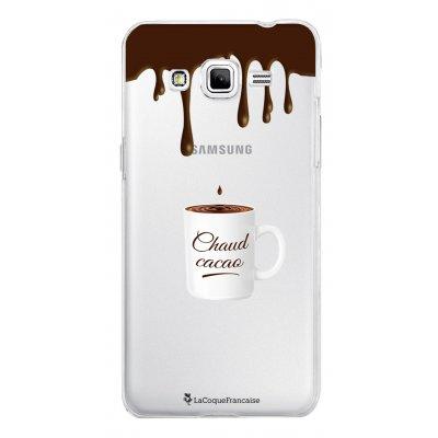 Coque transparente Chaud cacao pour Samsung Galaxy Grand Prime