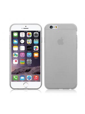 Coque transparente rigide effet mat pour Apple iPhone 6/6s