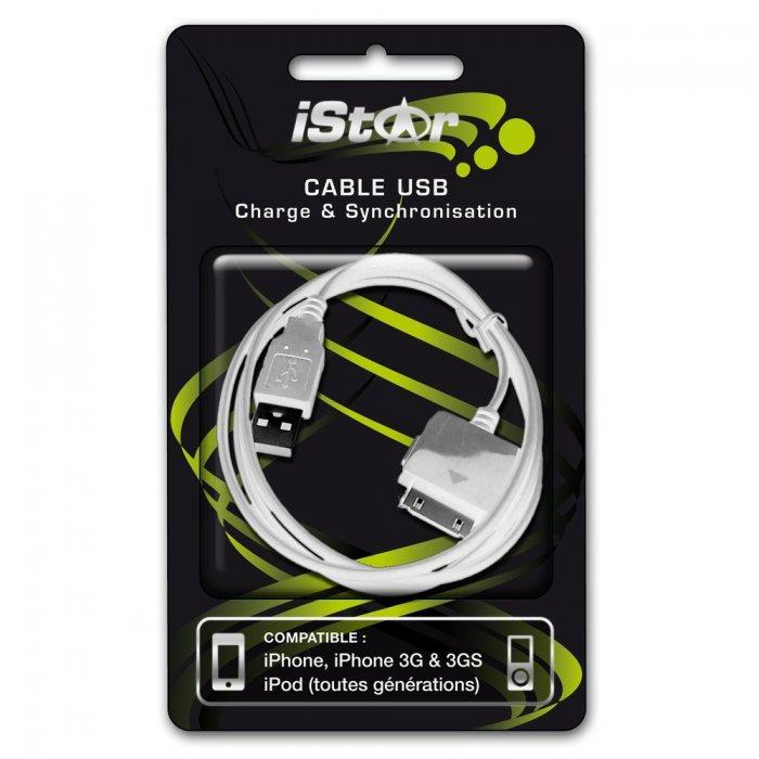 ISTAR IP4C USB Blanc