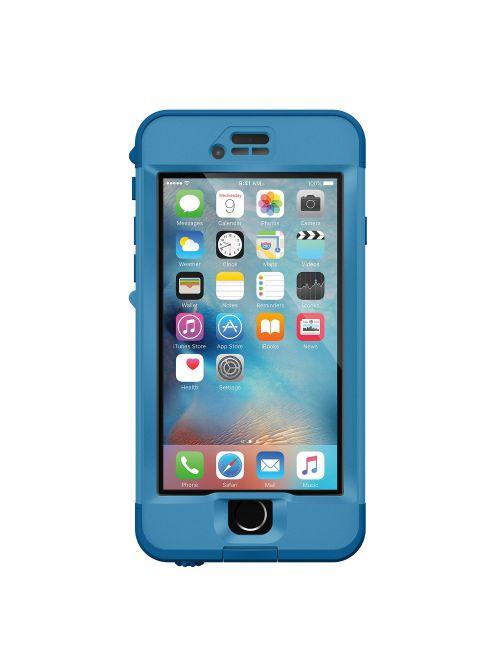 lifeproof nuud coque antichoc et etanche pour iphone 6s bleu