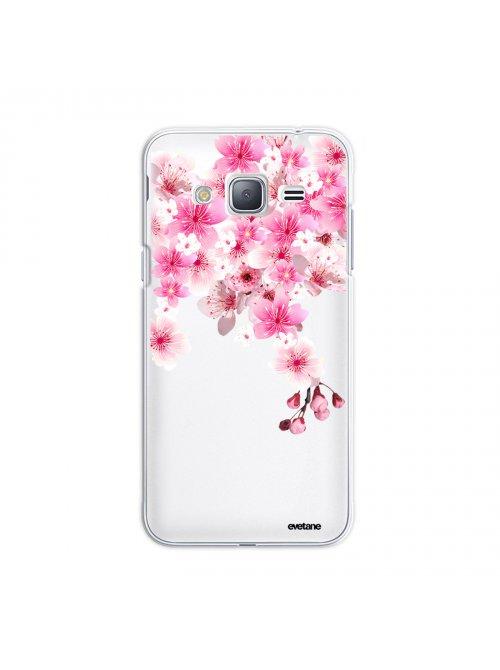 samsung galaxy j3 2016 coque fleur
