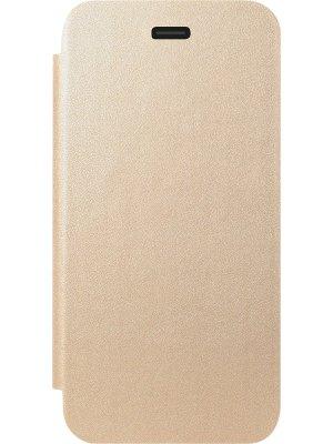 Etui folio doré pour iPhone 7