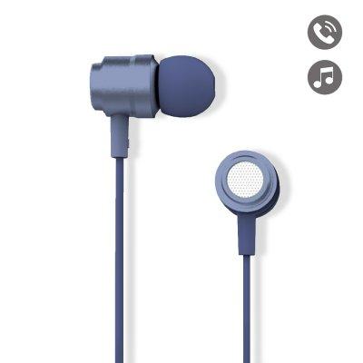 Casque Design bleu