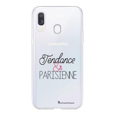 Coque Samsung Galaxy A20e 360 intégrale transparente Tendance et Parisienne Ecriture Tendance Design La Coque Francaise