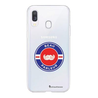 Coque Samsung Galaxy A20e 360 intégrale transparente Beau Parleur Ecriture Tendance Design La Coque Francaise