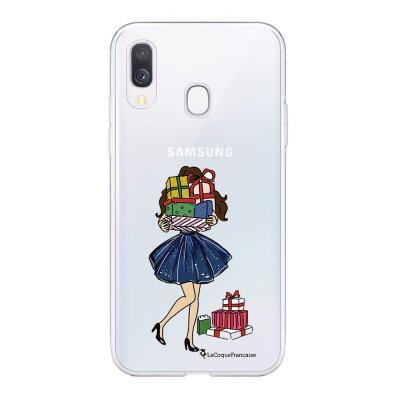 Coque Samsung Galaxy A20e 360 intégrale transparente Cadeaux de Noel Ecriture Tendance Design La Coque Francaise