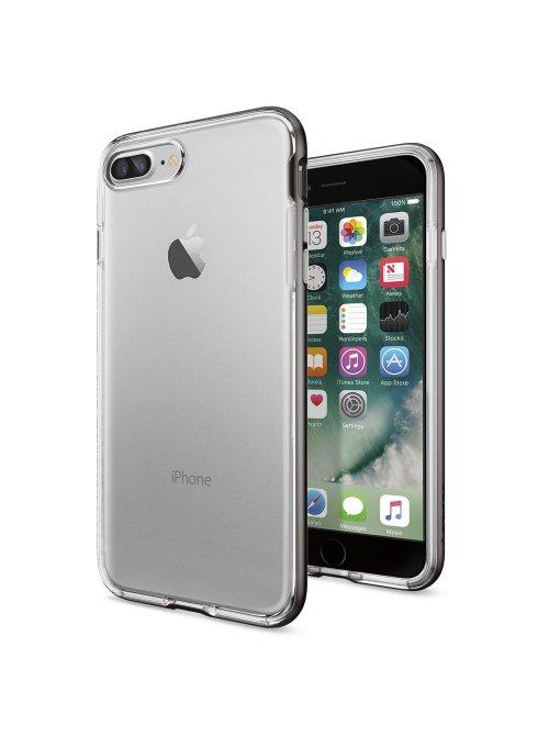 spigen coque neo hybrid crystal for iphone 7 plus gris