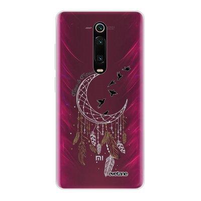 Coque Xiaomi Mi 9T 360 intégrale transparente Rêves de princesse Ecriture Tendance Design Evetane
