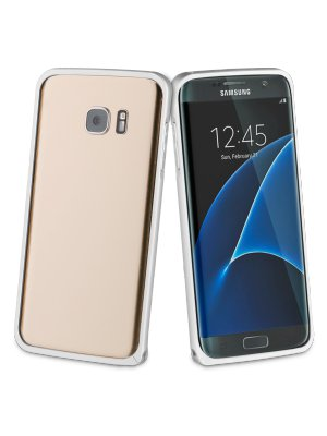 Muvit Bumper Gris Fonce Samsung Galaxy S7 Edge