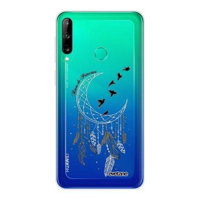 Coque Huawei P40 Lite E souple transparente Rêves de princesse Motif Ecriture Tendance Evetane