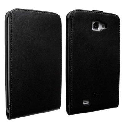 Etui Slim noir pour Samsung Galaxy Note