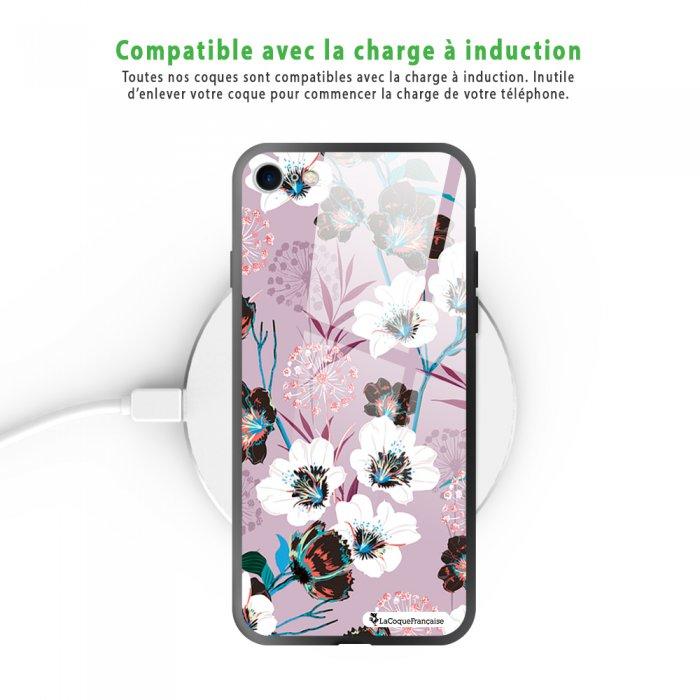 Coque iPhone 11 Pro soft touch noir effet glossy Bière qui Coule Ecriture Tendance et Design La Coque Francaise.