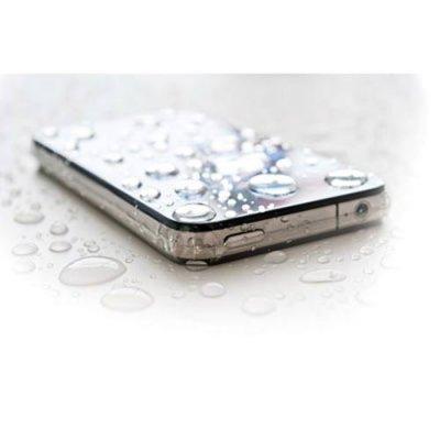 Phonedome film de protection étanche pour iPhone 4/4S