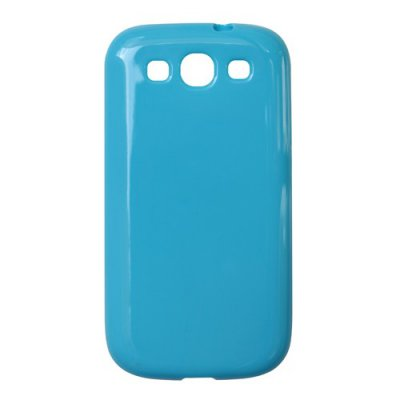 Coque Silicone turquoise Samsung Galaxy SIII