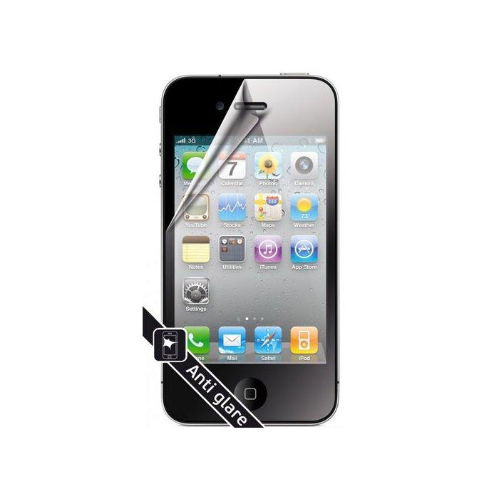 Protection écran XQISIT anti-reflet pour iPhone 4 / 4S